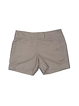 Ann Taylor Factory Khaki Shorts Size 0 (Petite)
