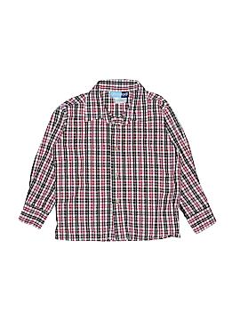 Goodlad Long Sleeve Button-Down Shirt Size 4