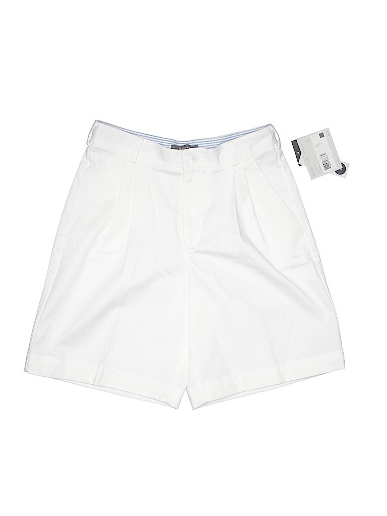 Liz Claiborne Women Khaki Shorts Size 8
