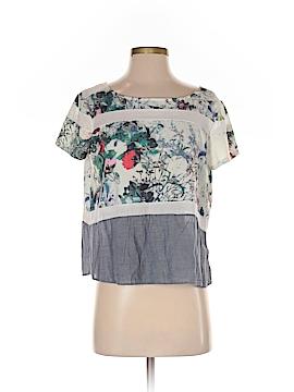 Liberty Garden Short Sleeve Top Size XS