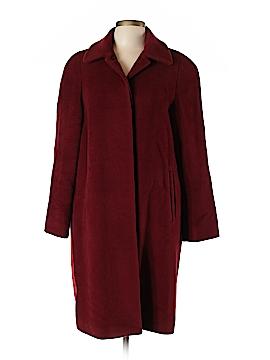 Albert Nipon Wool Coat Size 10