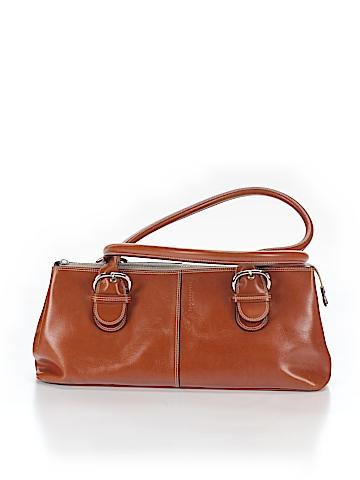 Nannini Leather Satchel One Size