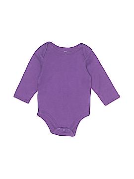 Little Tots Long Sleeve Onesie Size 0-3 mo
