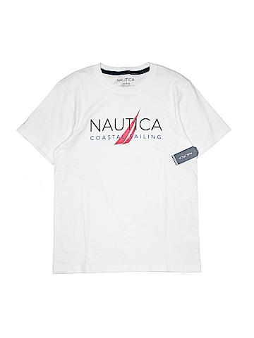 Nautica Short Sleeve T-Shirt Size 14 - 16