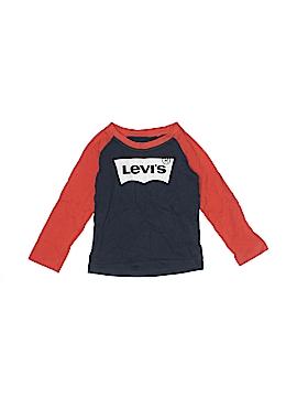 Levi's Long Sleeve T-Shirt Size 18 mo