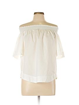 J. Crew Short Sleeve Blouse Size 12 (Tall)