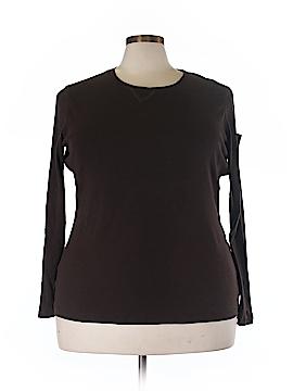 Ruff Hewn Long Sleeve T-Shirt Size 3X (Plus)