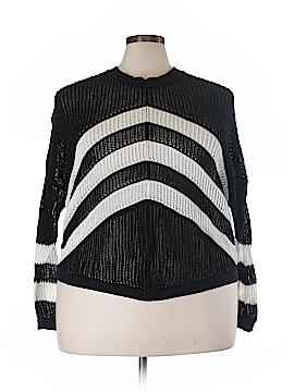 Joe Boxer Pullover Sweater Size 1X (Plus)