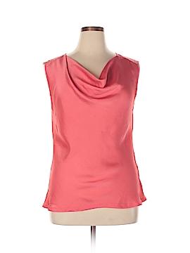 Nic + Zoe Sleeveless Blouse Size XL