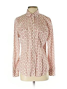 Shyanne Long Sleeve Button-Down Shirt Size M