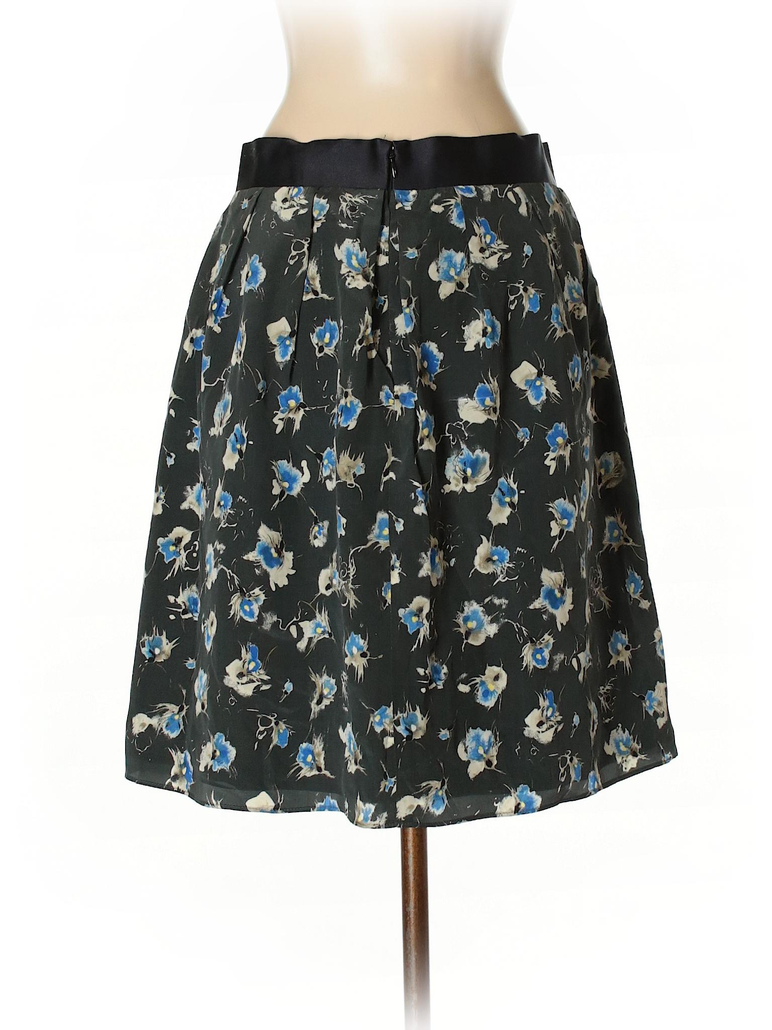Skirt leisure Silk J Crew Boutique 4dgnIqwd