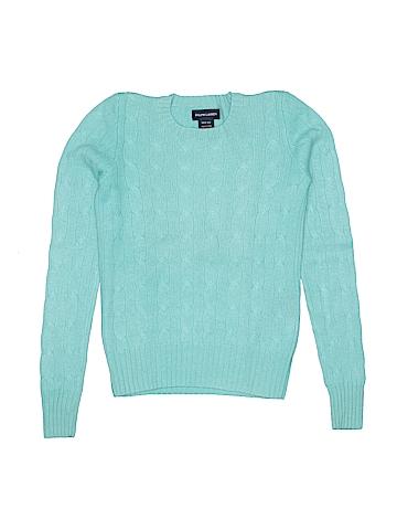 Ralph Lauren Pullover Sweater Size 8-10