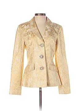 Pamela Dennis Silk Blazer Size 4