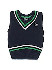 Chaps Girls Sweater Vest Size 2T