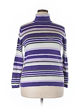 North Crest Turtleneck Sweater Size 2X (Plus)