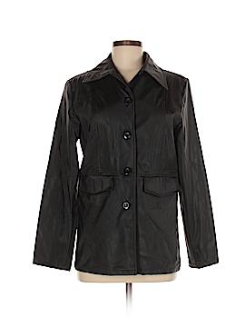 Cool Wear Faux Leather Jacket Size M