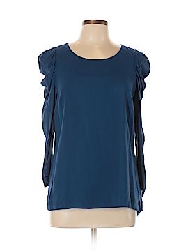 Reiss Short Sleeve Blouse Size 12