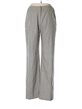 Oscar De La Renta Wool Pants Size 10