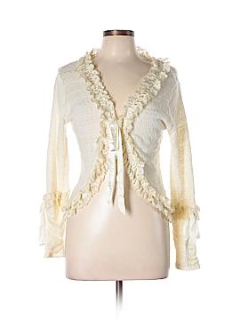 Hazel Wool Cardigan Size L