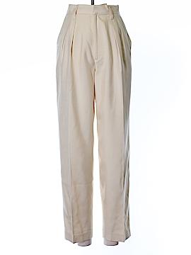Linda Allard Ellen Tracy Silk Pants Size 2 (Petite)