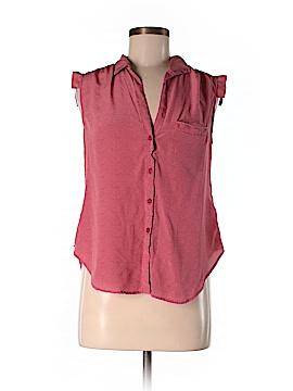 Quiksilver Short Sleeve Blouse Size XS