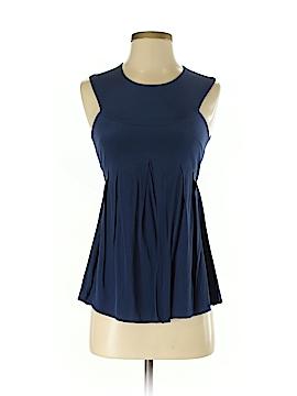 Annie Griffin Sleeveless Silk Top Size XS