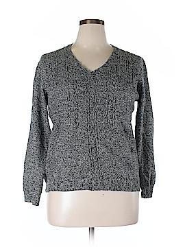 Carol Rose Pullover Sweater Size 1X (Plus)