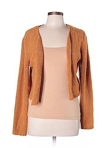 Cristina Mazzonetto Wool Cardigan Size XL