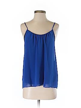 Aqua Sleeveless Blouse Size S