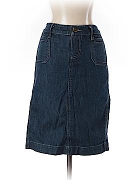 X2B Denim Skirt Size 4