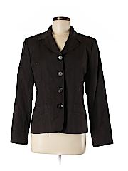 Harve Benard by Benard Haltzman Women Wool Blazer Size 8