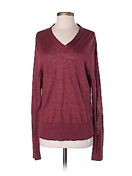 Barneys New York Silk Pullover Sweater Size M