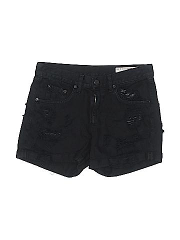 Rag & Bone/JEAN Denim Shorts 25 Waist