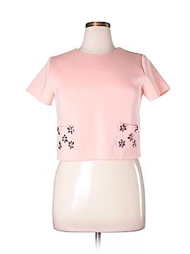 Tesori Short Sleeve Blouse Size XL