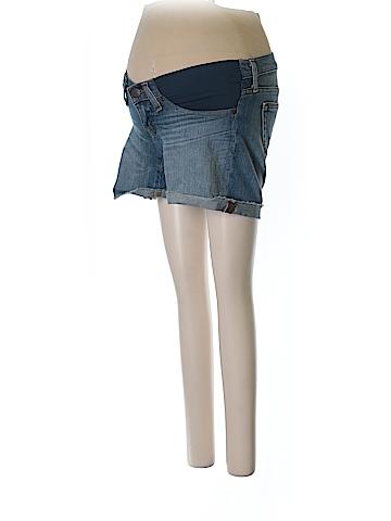 J. Crew Denim Shorts 26 Waist (Maternity)