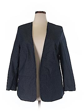 Catherines Blazer Size 1X (Plus)