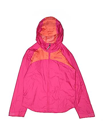 Columbia Track Jacket Size M (Kids)