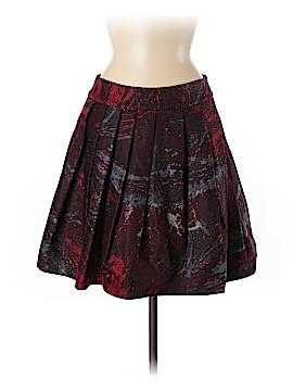 Halston Heritage Silk Skirt Size 6