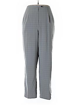 Harve Benard by Benard Haltzman Dress Pants Size 20 (Plus)
