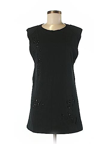 Zara Basic Short Sleeve Top Size M