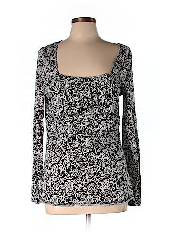 Ann Taylor LOFT Long Sleeve Top Size L