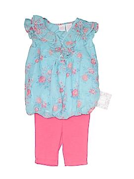 Lydia Jane Short Sleeve Blouse Size 12 mo