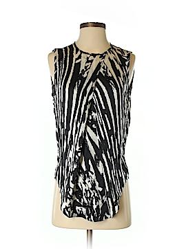 By Malene Birger Sleeveless Silk Top Size S
