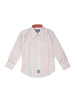 Ciamarco Long Sleeve Button-Down Shirt Size 4T