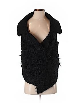 Sleeping On Snow Faux Fur Vest Size XS (Petite)