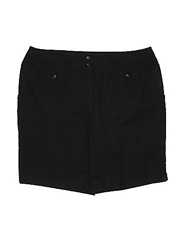 Style&Co Khaki Shorts Size 20 (Plus)