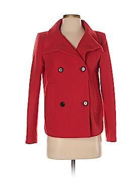 DKNY Wool Coat Size P