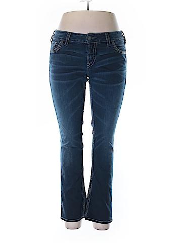 Silver Jeans Co. Jeans 34 Waist
