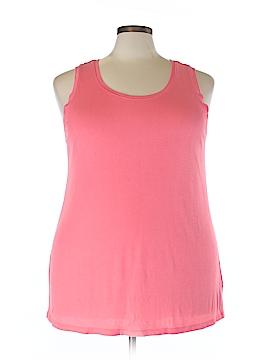 Simply Emma Tank Top Size 3X (Plus)