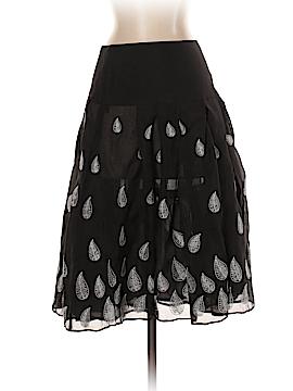 Moulinette Soeurs Silk Skirt Size 0